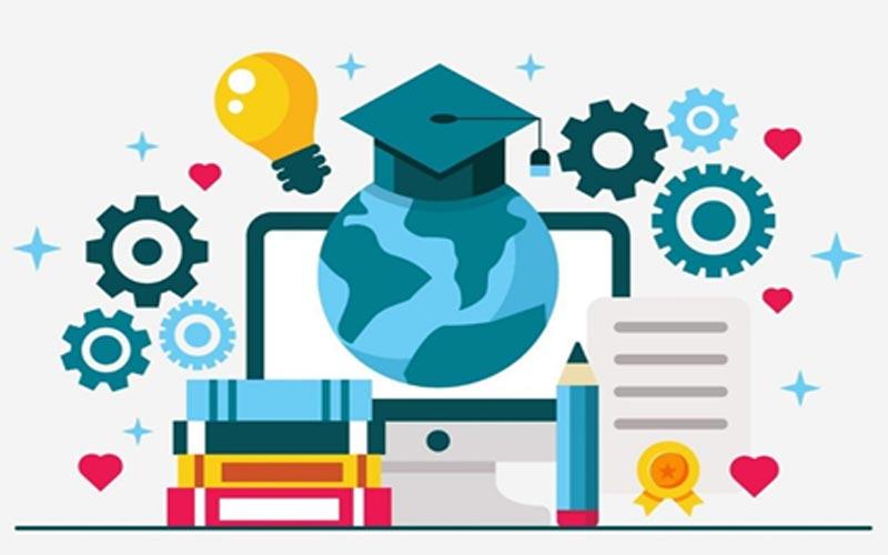 یادگیری زبان انگلیسی برای کسب دانش
