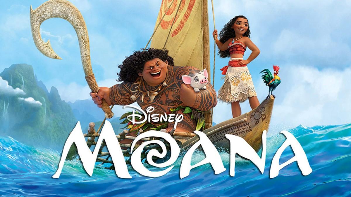 انیمیشن Moana موانا