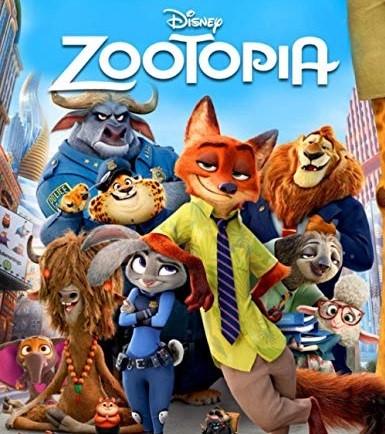 انیمیشن Zootopia زوتوپیا