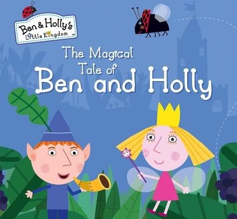 دنيای خيالی بن و هالی Ben and Holly's Little Kingdom