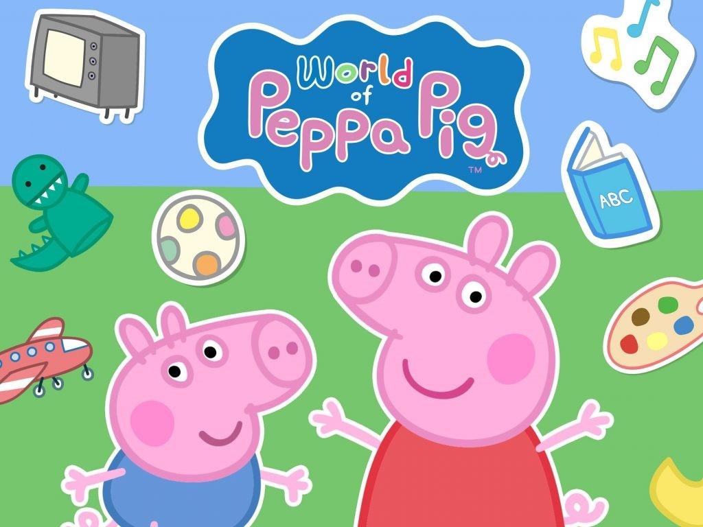 پپا پيگ peppa pig
