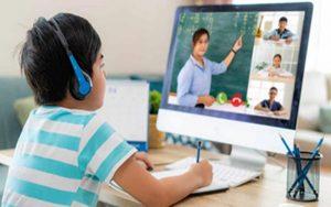 ده جمله ی پرکاربرد در کلاس درس آنلاین