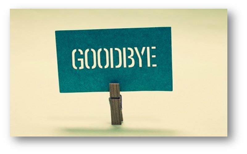 عبارات خداحافظی در انگلیسی